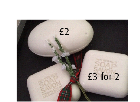 Scottish Fine Soaps Details